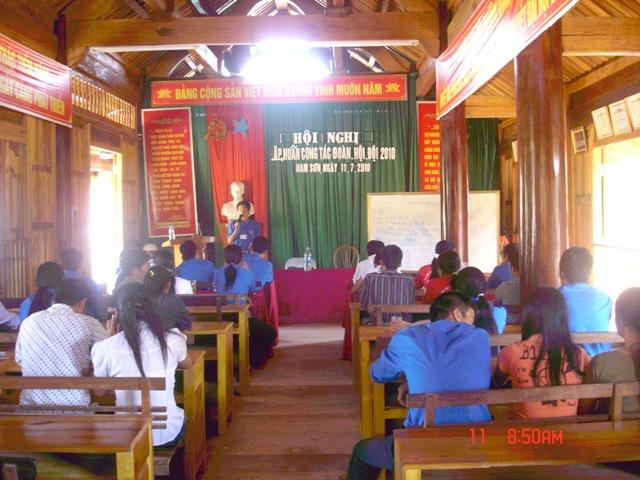 Tình yêu mùa tình nguyện - Nhật ký tình nguyện 2010 37